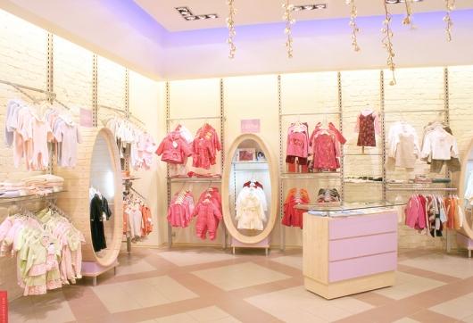 Как оформить магазин детской одежды 5