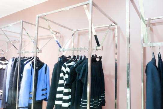 Вешала для одежды из нержавеющей стали